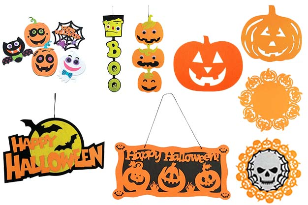Halloween Felt Decoration