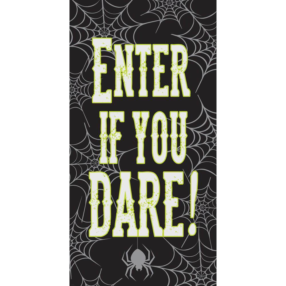 Door Cover Enter If You Dare