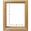 LIGHT OAK SHADOW BOX PICTURE FRAMES 5in X 7in