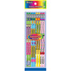 Reward & Incentive Wood Pencils W/ Eraser (8/Pack)