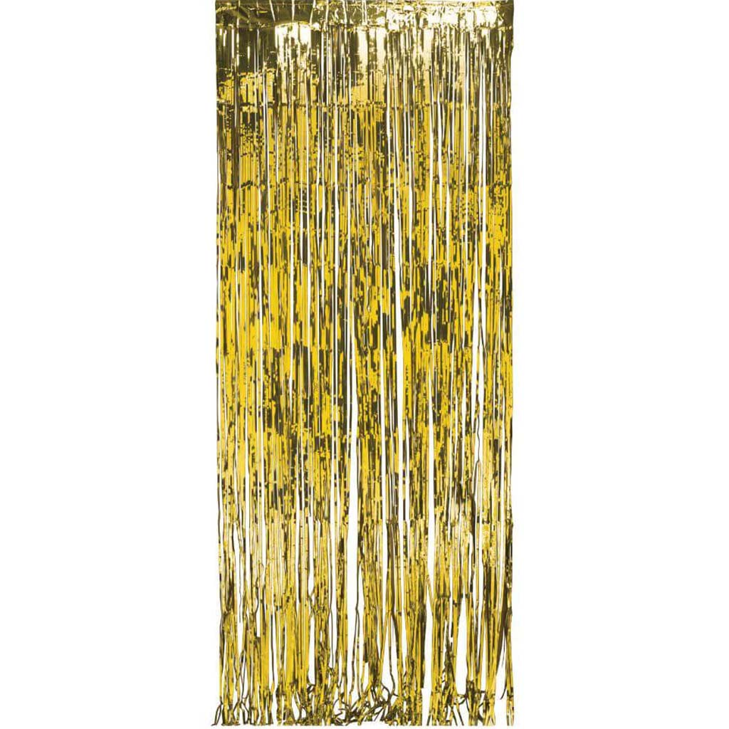Door Fringe 6/1Ct Gold Foil