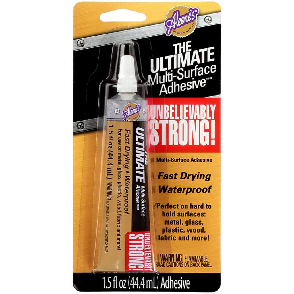 Aleene's Ultimate Multi-Surface Adhesive 1.5oz