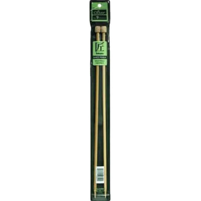Bamboo Knitting Needles Single Pointed 13 Inch