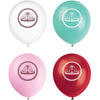 Fairytale Princess Latex Balloons 12in, 8ct