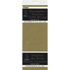 Gold Metallic Tissue Sheets, 5ct