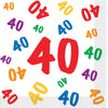 """40"" Luncheon Napkins"
