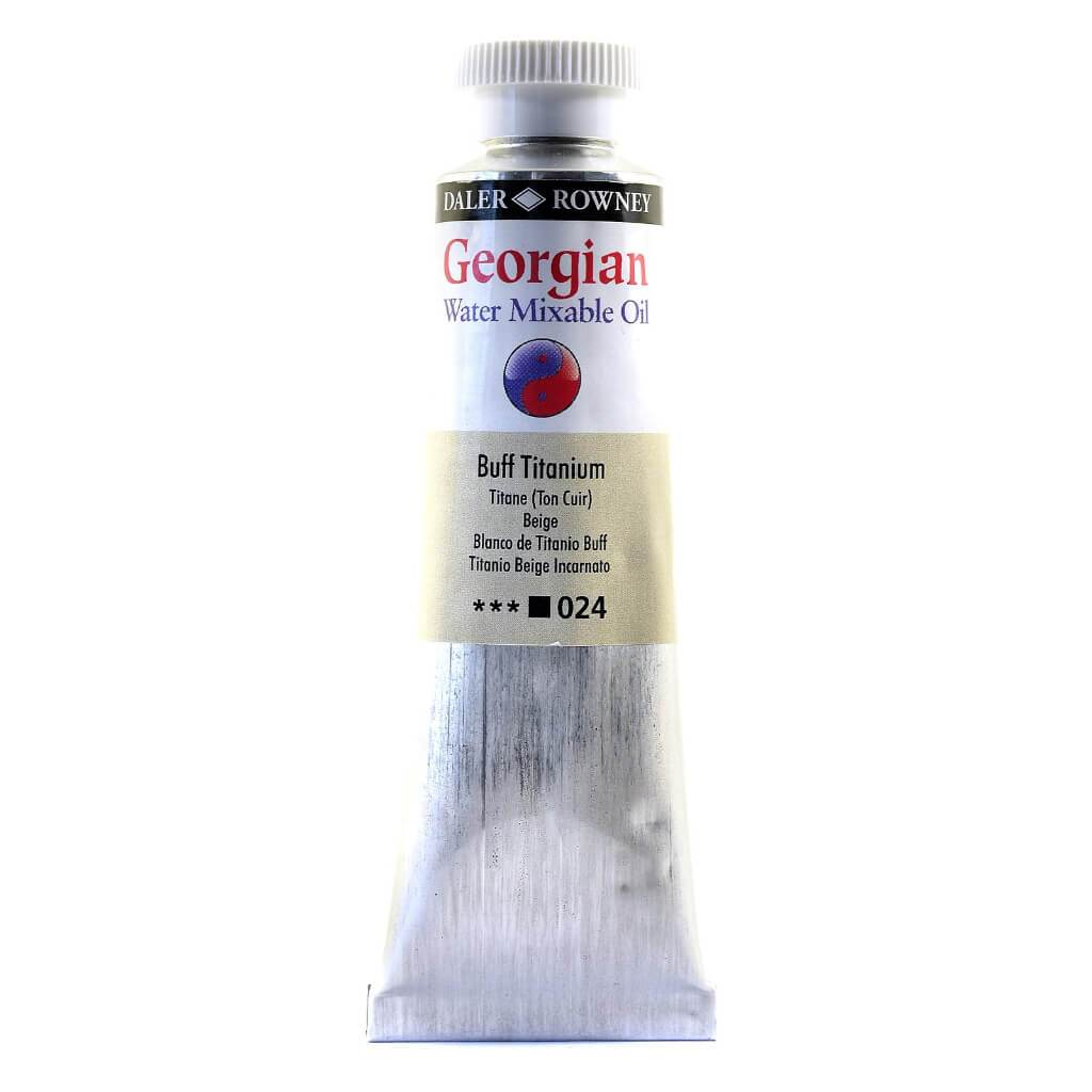 Georgian Watermixable Oil 37ml