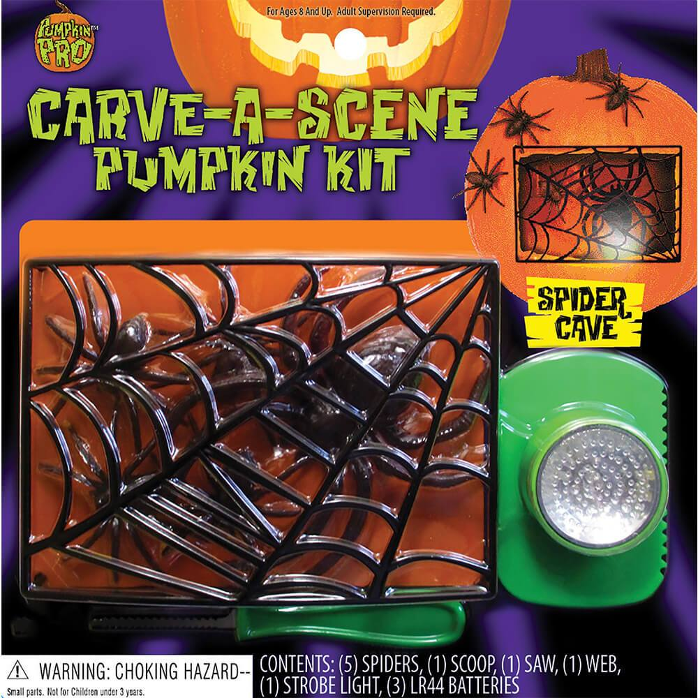 Carve A Scene Pumpkin Carving Kit Assortment