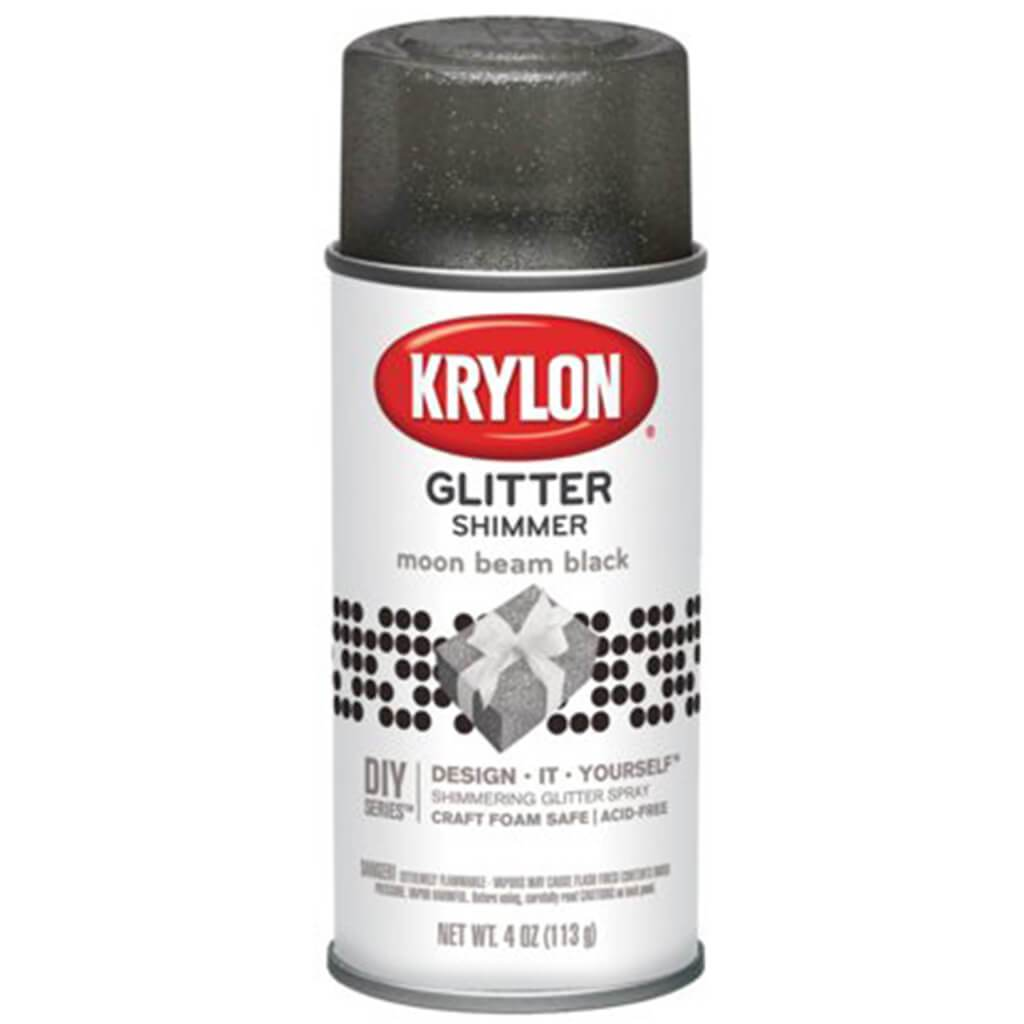 Glitter Spray Paints 4oz