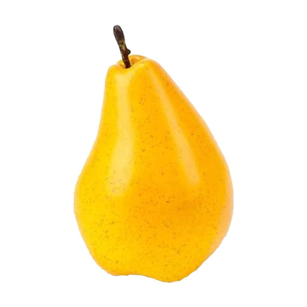 Oversized Pear Yellow
