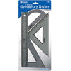 Ruler Geometry 4Pcs