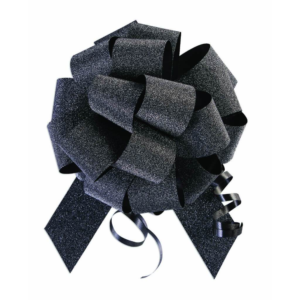 #9 DIAMOND DUST PULL BOW BLACK