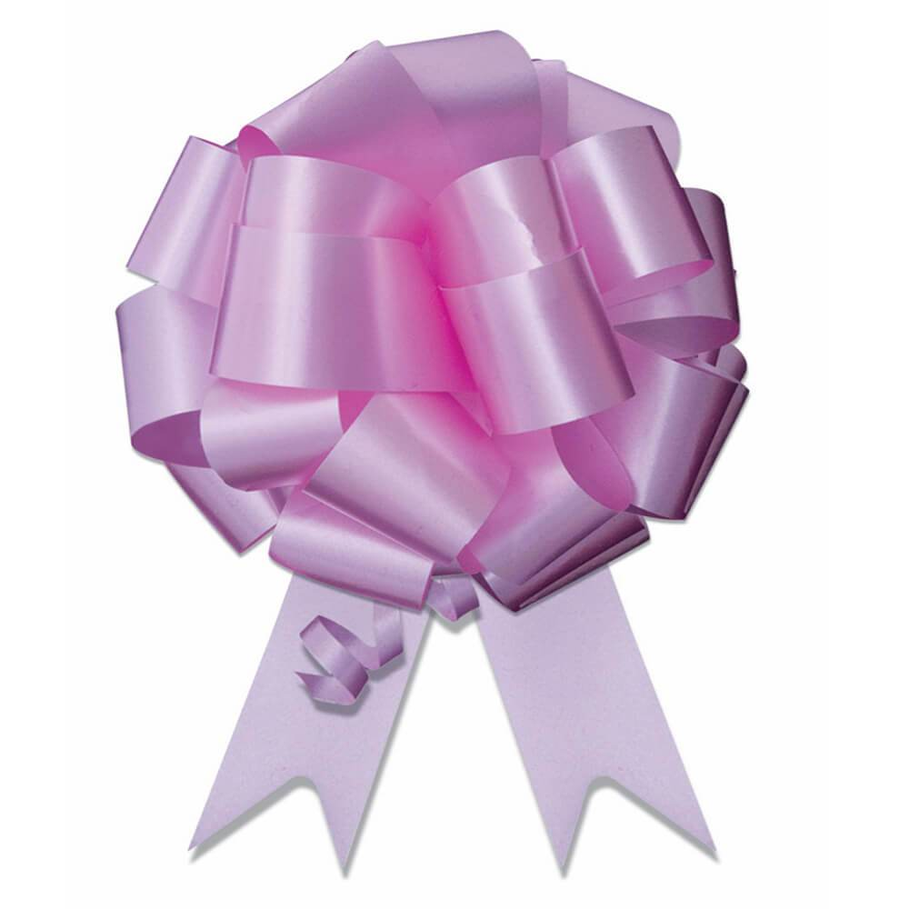 #9 PULL BOW PINK