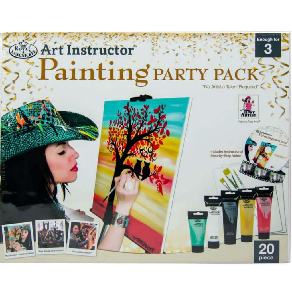 LOVE OWLS PARTY PACK