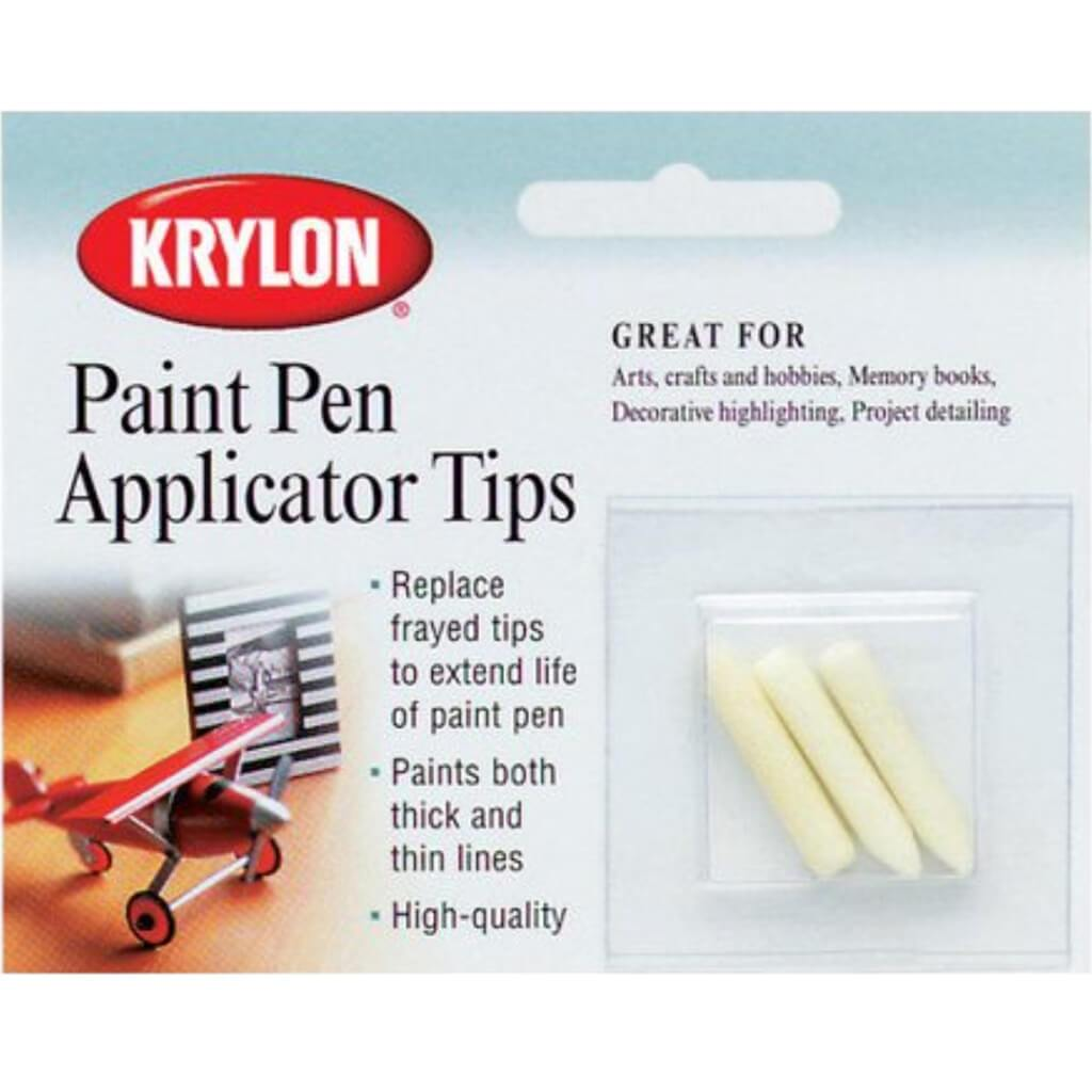 Pen Applicator Tips