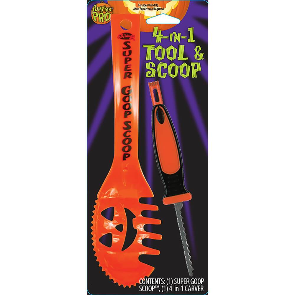 4 in 1 Tool & Scoop