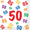 """50"" Luncheon Napkins"