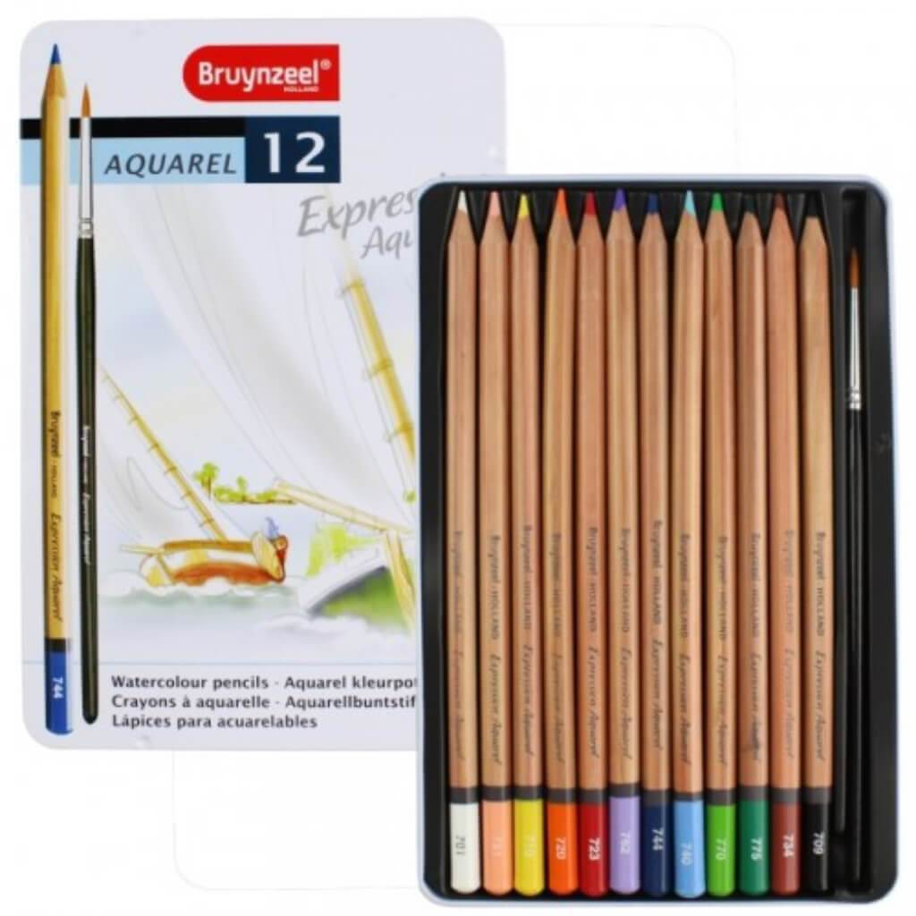 Bruynzeel Expression Aquarel Sets