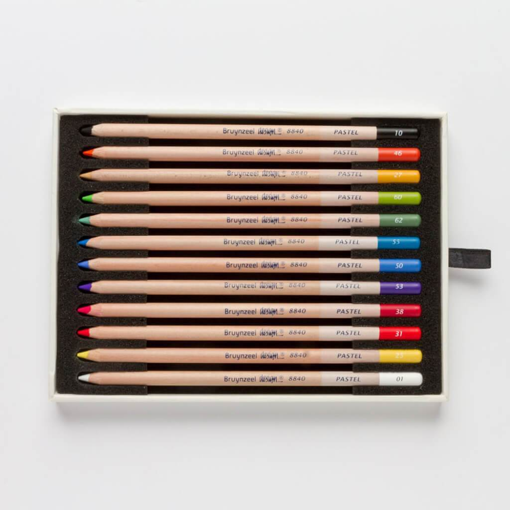 Bruynzeel Pastel Pencil Box Sets
