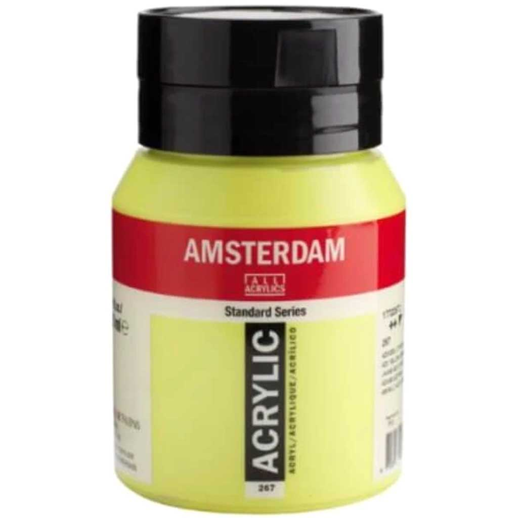 Amsterdam Standard Series Acrylic Paint Jar 500ml