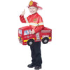 Fire Truck Hero Toddler Costume