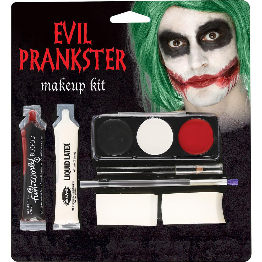 Evil Prankster Makeup Kit