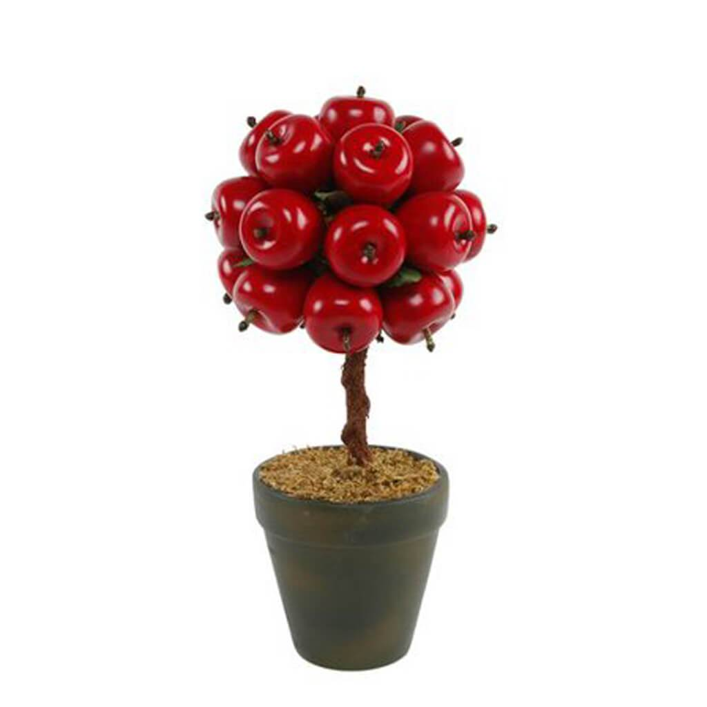Apple Topiary Red