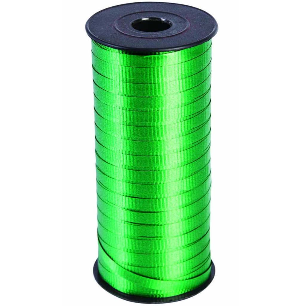 100 YD C.RIBBON GREEN