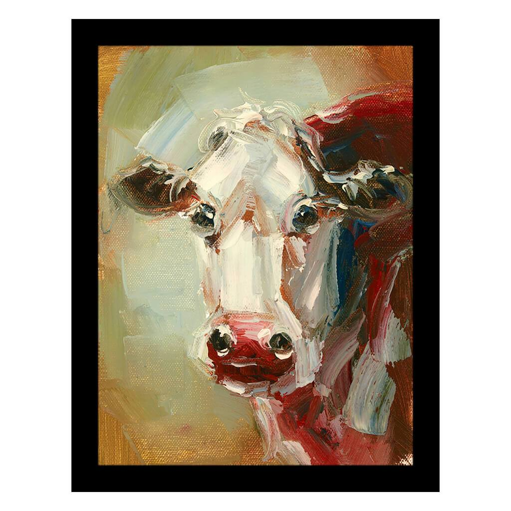 Cow Facing Right