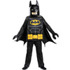 Batman Lego Movie Deluxe Costume