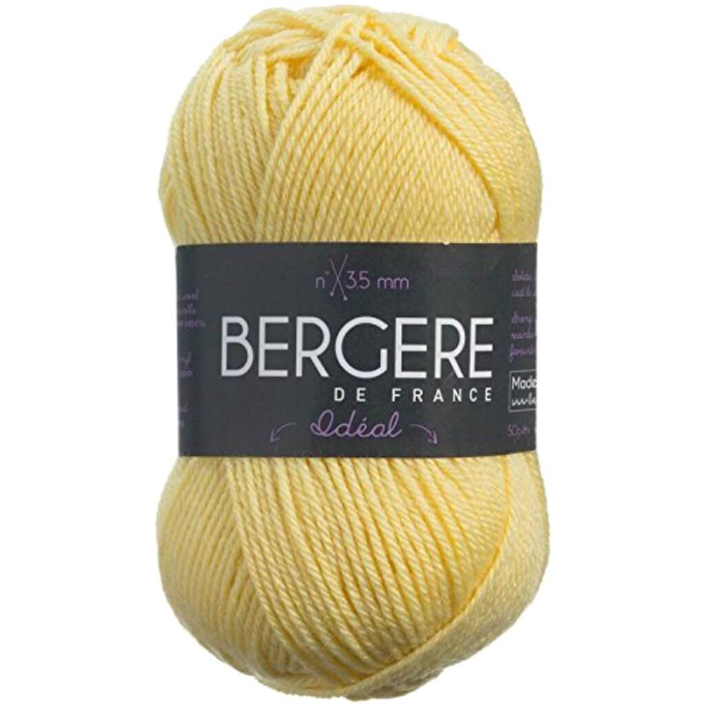 Bergere De France Ideal Yarn Jaune