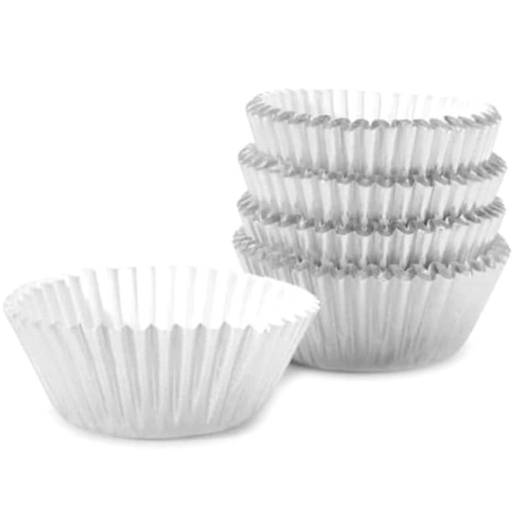 CANDY CUP SILVER 73MM 100PC