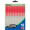 Pure Stick Pen Red
