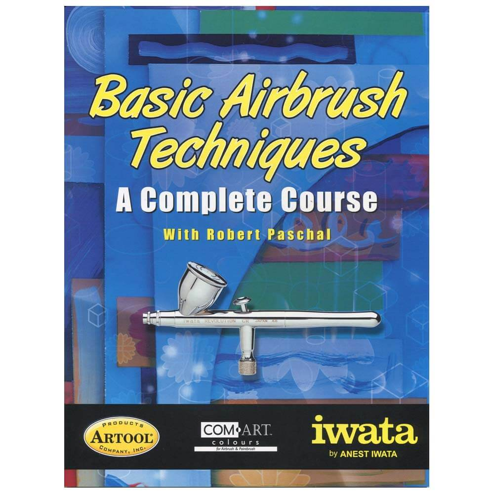 Basic Airbrush Techniques A Complete Course
