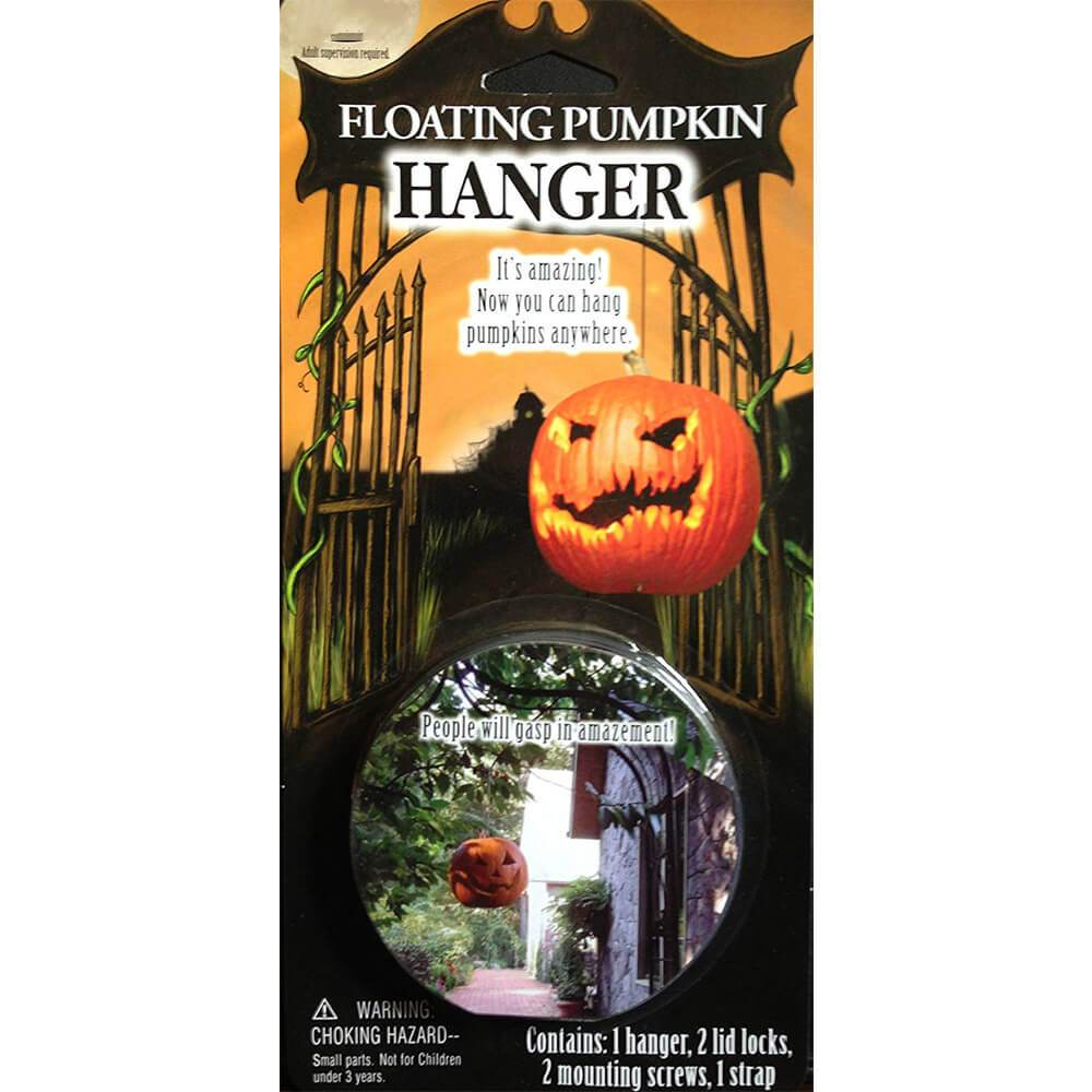 Floating Pumpkin Hanger Party Kit