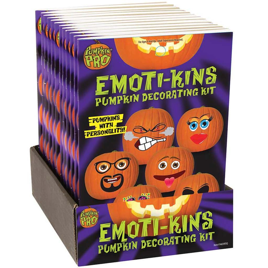 Emoti-Kins Pumpkin Kit