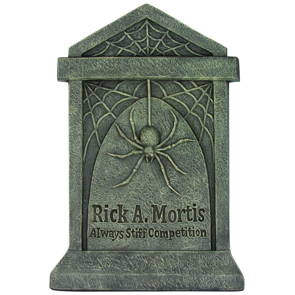 Tombstone Foam 21in Rick A. Mortis