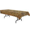 Rectangular Tablecover 54in x 108in Leopard Print