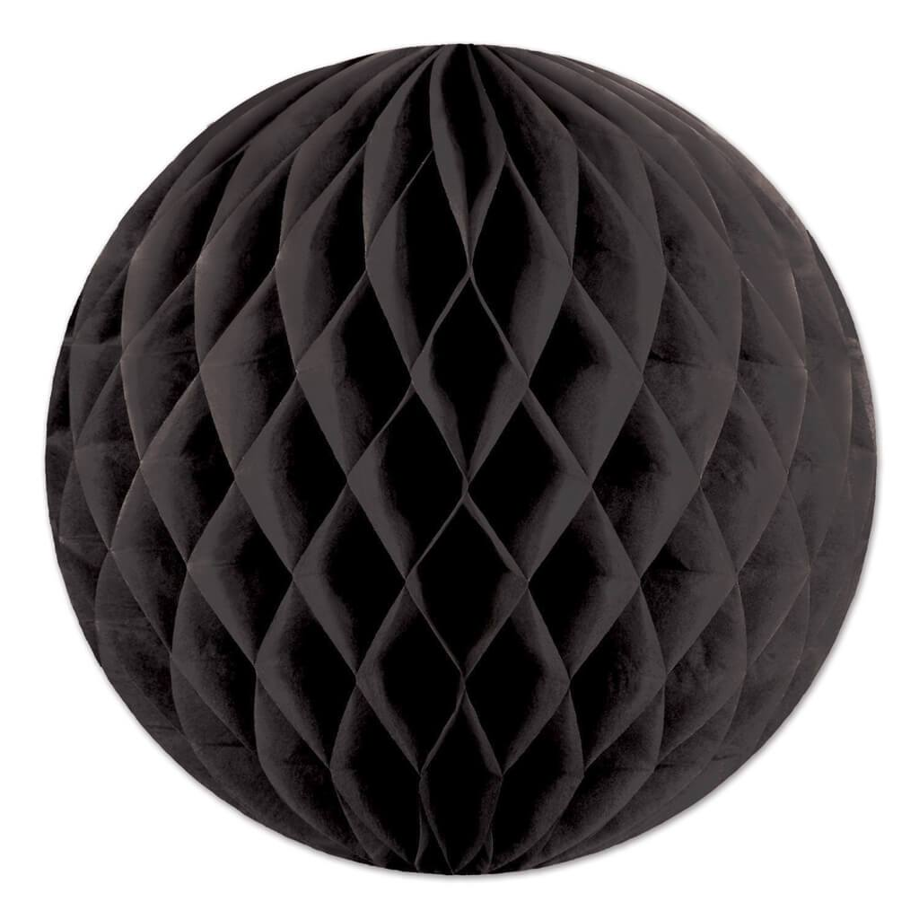 Tissue Ball 12in Black