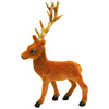 Standing Deer Ornament 3in