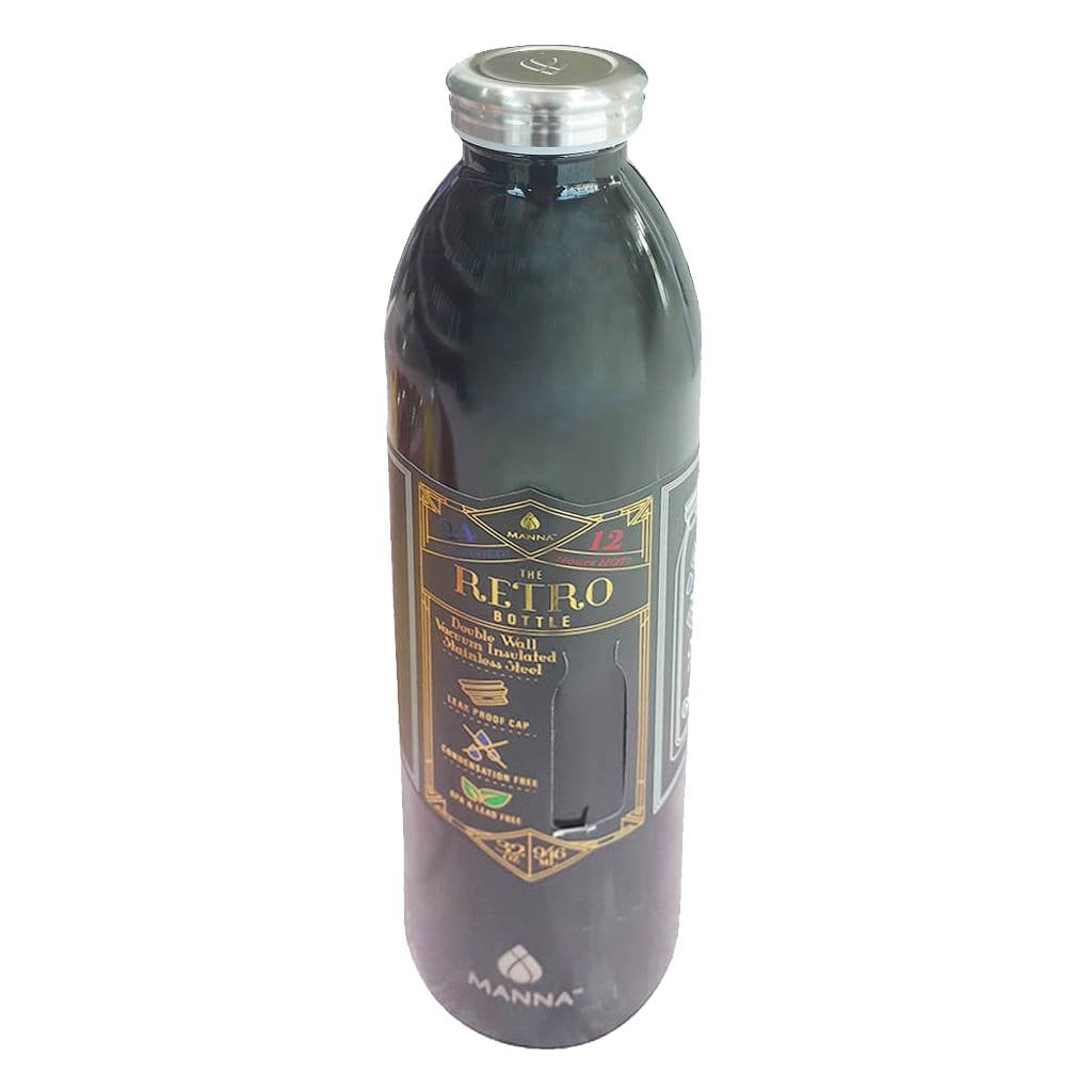 Retro Metallic Bottle 32oz / 946ml
