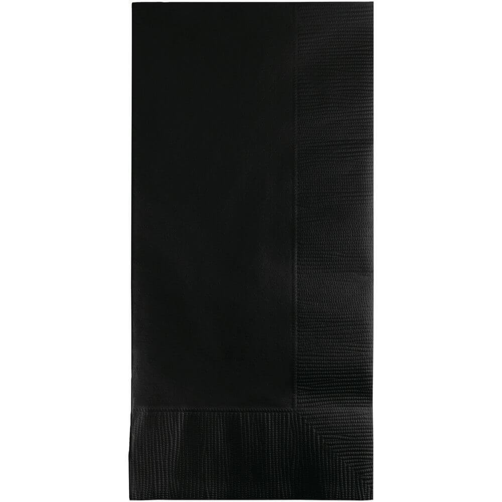Dinner Napkin 50ct 2ply, Black Velvet