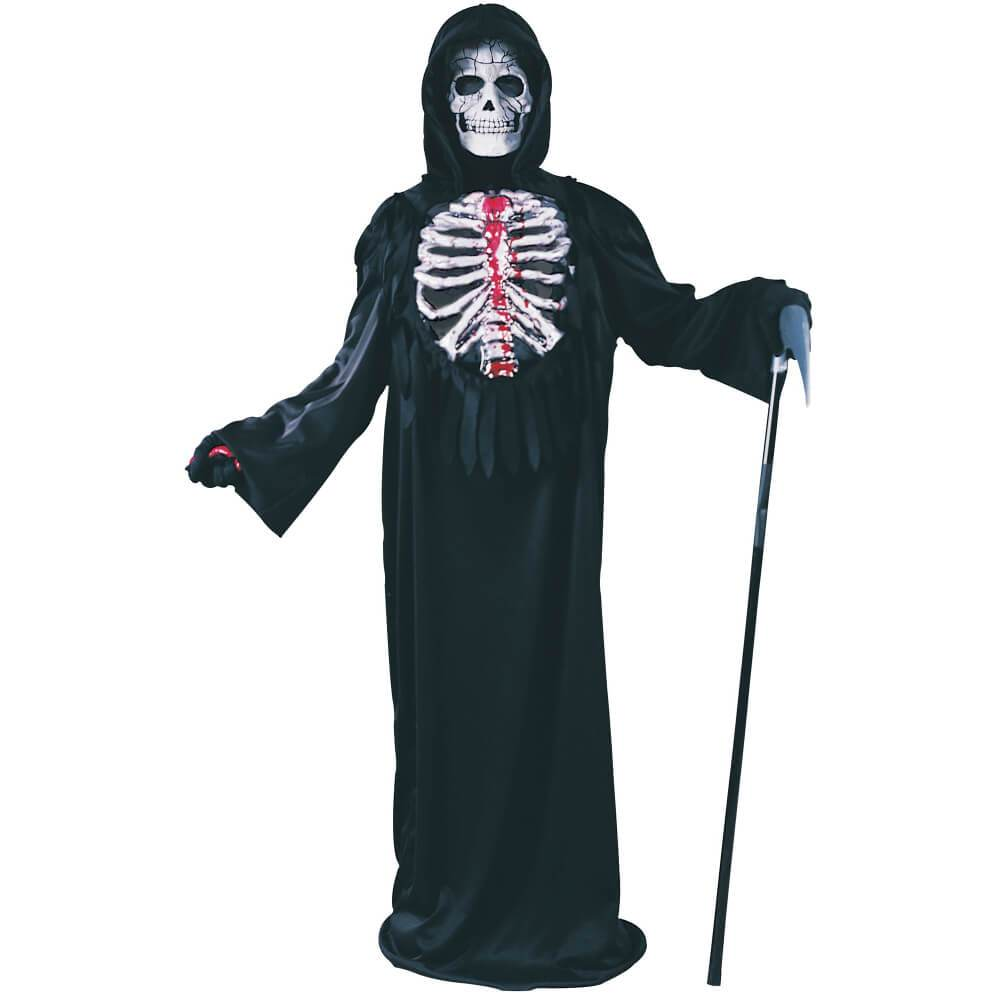 Bleeding Skeleton Costume