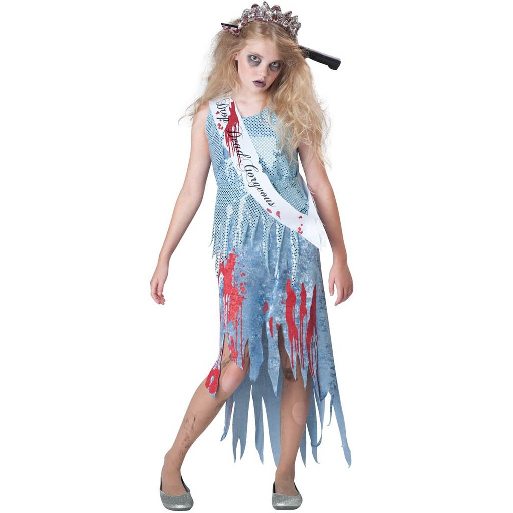 Homecoming Horror Zombie Costume