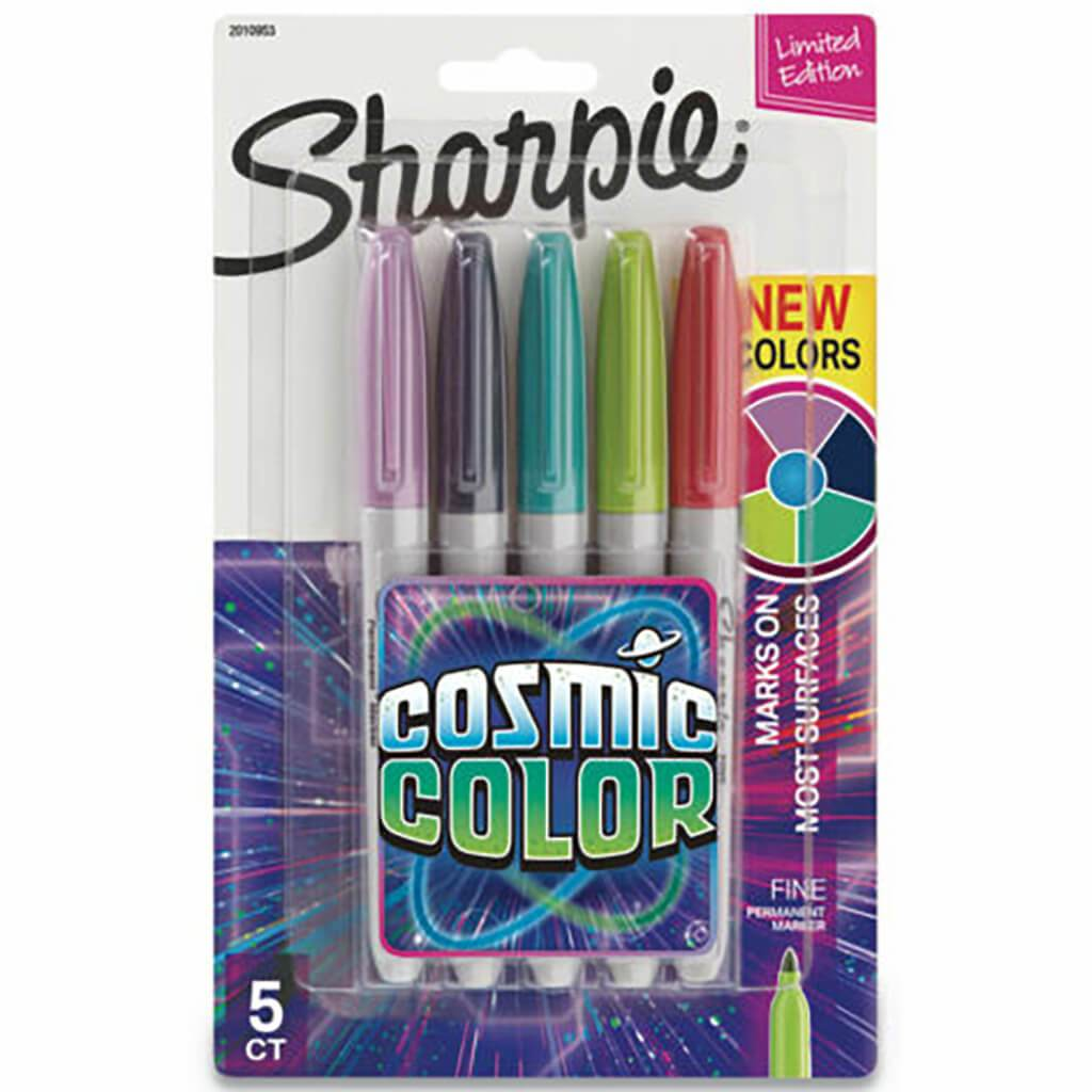 Cosmic Colors Marker Sets Fine 5ct