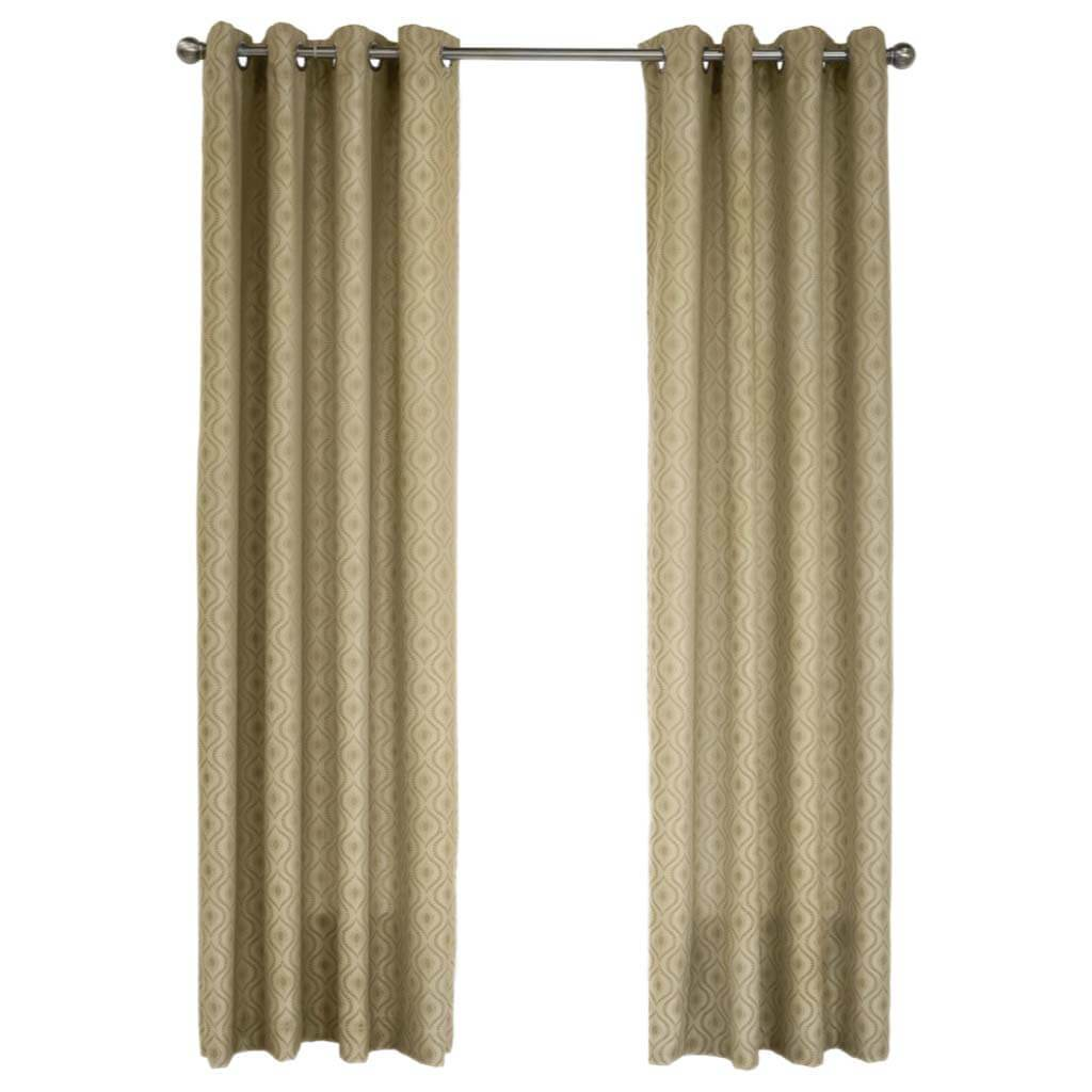 Esquire Grommet Panel Curtains 50in x 84in