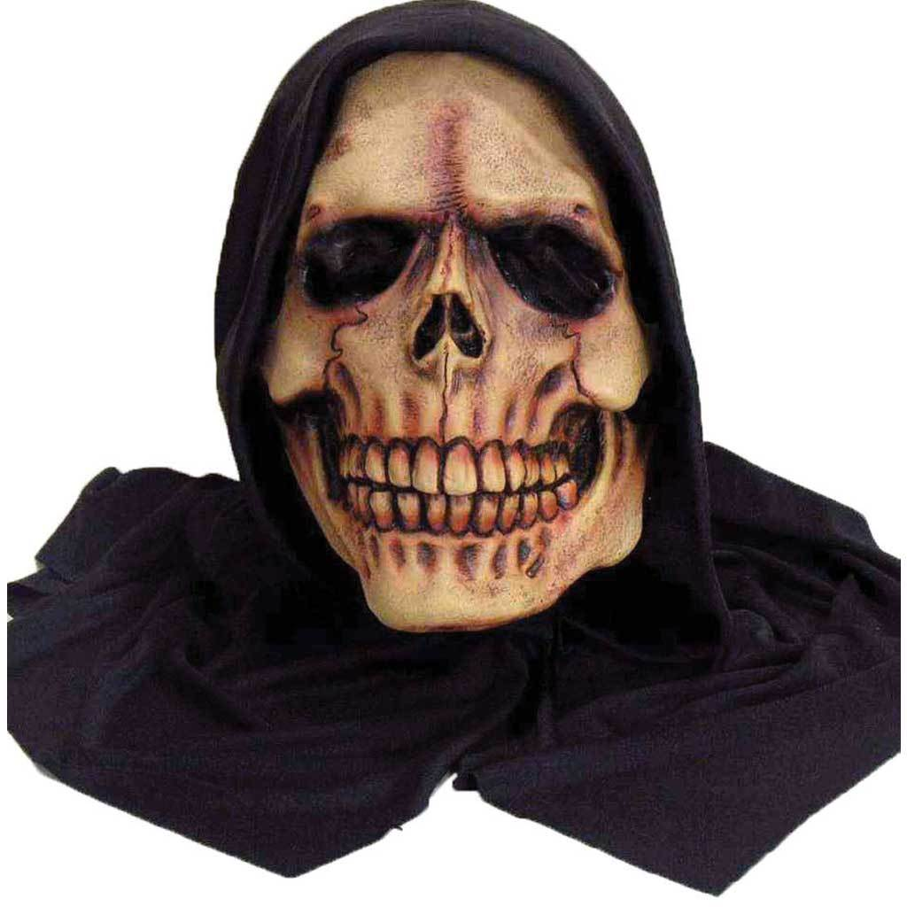 Reaper Hooded Mask