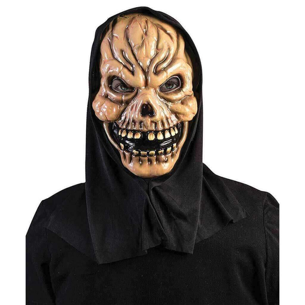 Skelton Hooded Mask
