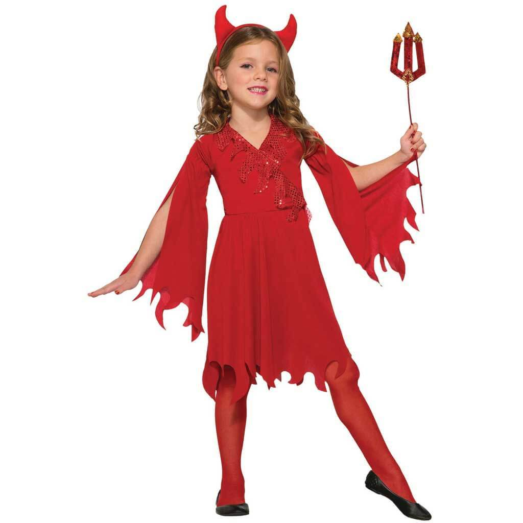 Delightful Devil Costume