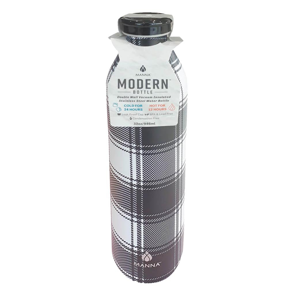 Modern Stewart Plaid Bottle 32oz / 946ml